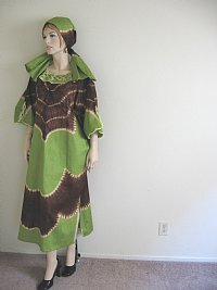 Women African Clothing (BouBou)